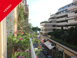 Saint-Jean-Cap-Ferrat - Sold apartment