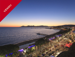 Cannes - Sold duplex
