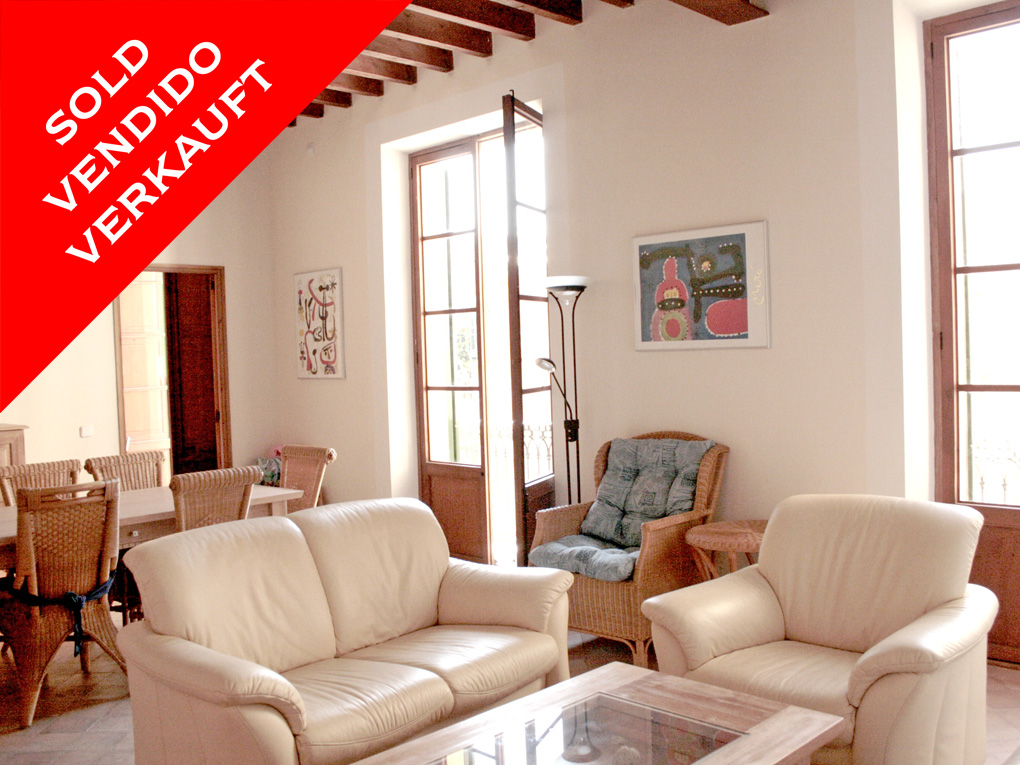 Palma - Charming apartment in Palma's old town. Sold!