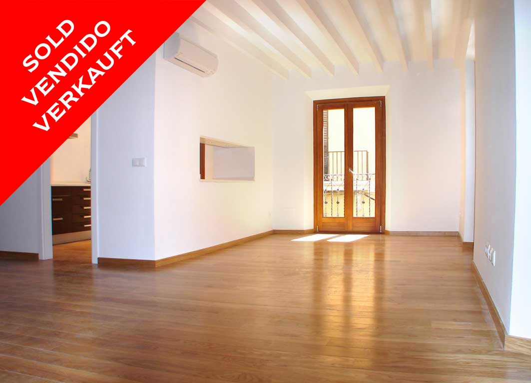 Palma - High quality apartment with lift in the old town. Sold!