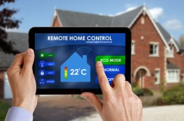 Smart Home-Technologie