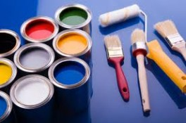 Paint, home, colour, life