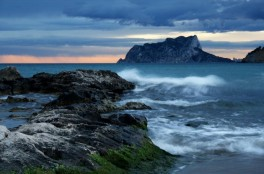 Calpe - rock of ifach