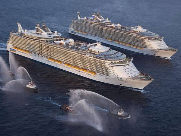 Barcelona The Home Port Of The The World S Largest Cruise