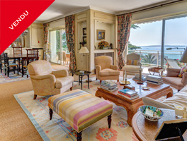 Cannes Sold penthouse sea view