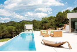 Travel Tuesday: Ibiza - Puristisches Feriendomizil