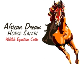 Hoedspruit - logo of African Dream Horse Safaris in Hoedspruit