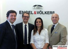 Engel&Volkers Milano commercial team