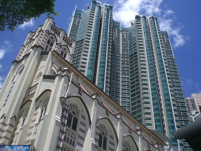 HK_Sheung_Wan_Mid-level_Bonham_Road_80_Robinson_Road_Hop_Yat_Church
