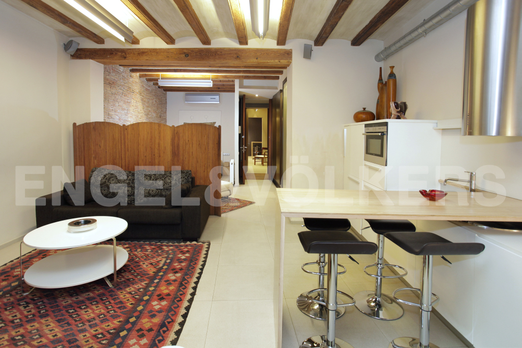 Cozy apartaments in the heart of Borne close to Santa Maria del Mar