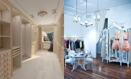 Interior Trend: The perfect walk-in closet