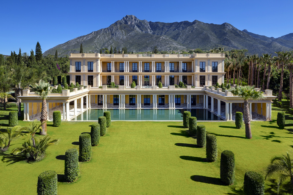 Luxury estate Marbella