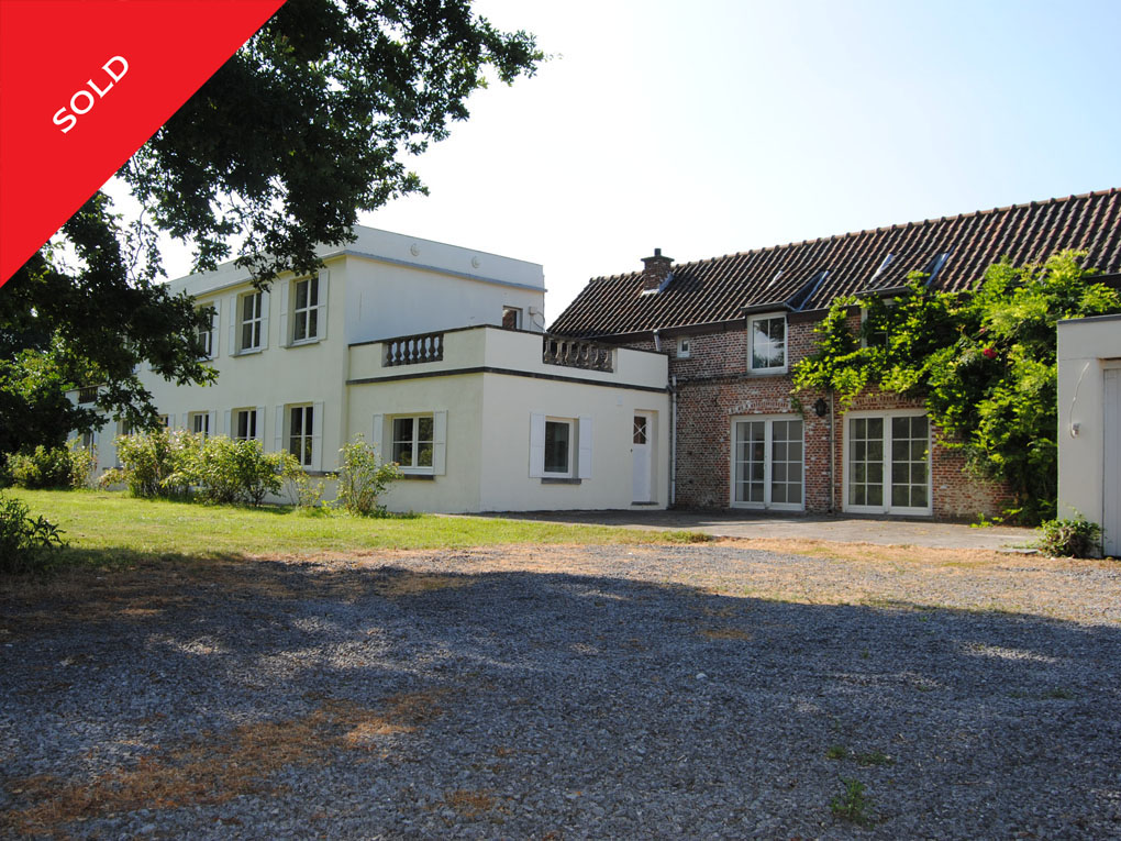 Belgium - Zemst - Eppegem : Quietly located property
