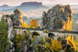 Germany's Grand Canyon Saxon Switzerland National Park