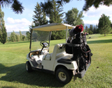 Last weekend, August 23-24, we sponsored for the 4th Puigcerdà Golf Prize at the Real Club Golf Cerdanya.