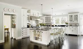 Perhaps a white kitchen?