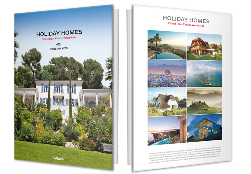Coverbild HolidayHomes