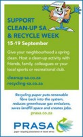 Recycling details