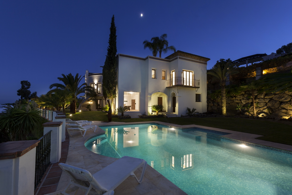 Majestic Mansion Marbella La Quinta