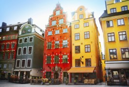 Travel Tuesday: Stockholm