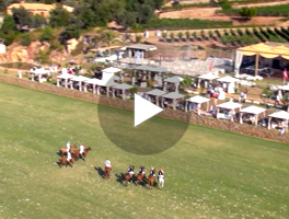 Engel & Völkers annual polo tournament on Majorca.