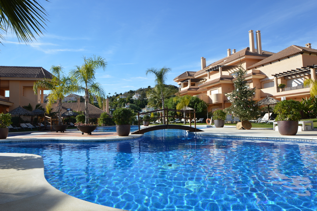 Apartment for sale Marbella Aloha Hill Club