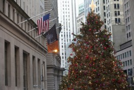 Travel Tuesday: Christmas shopping in New York