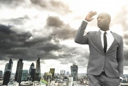 African investment in London