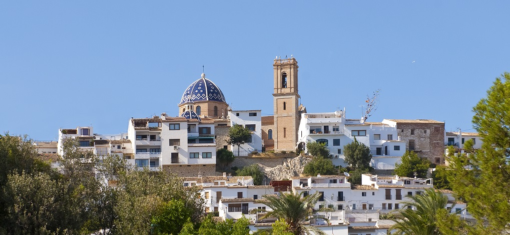 Altea-old-town