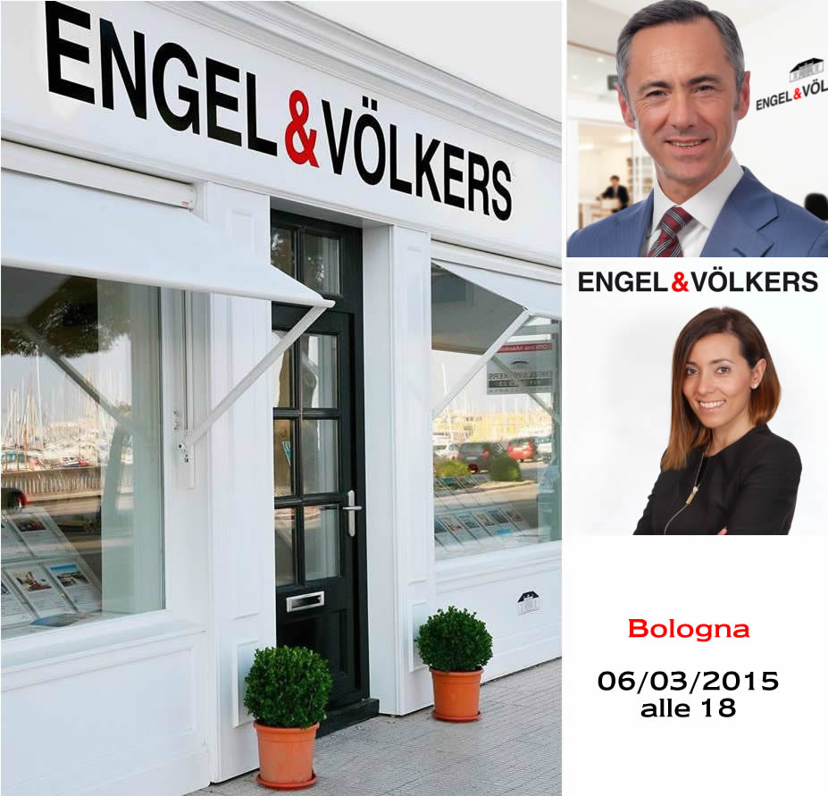Road show engel v lkers a bologna - Engel and volkers ...