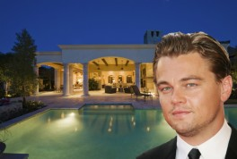 Leonardo DiCaprio is letting out his estate in Palm Springs