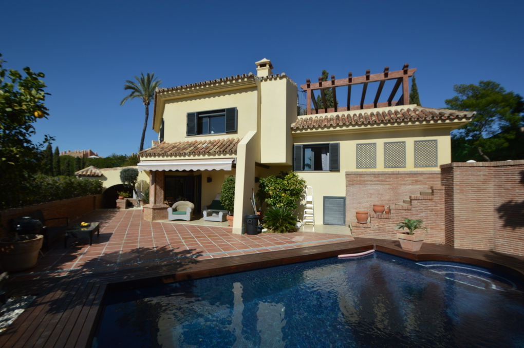 Refurbished Villa Nueva Andalucia