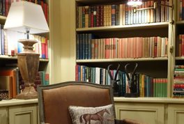 How to create a beautiful library in your home