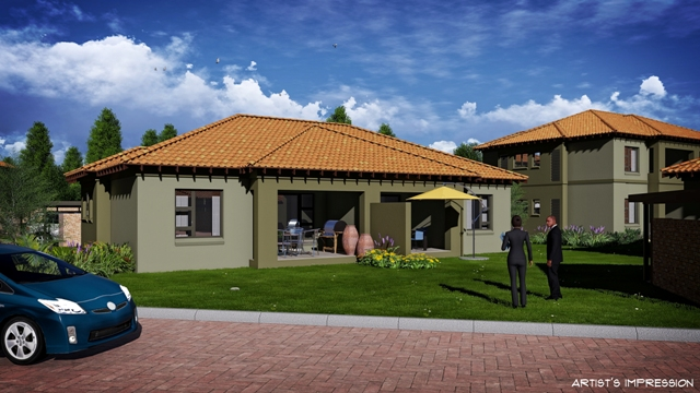 89 Simplex units in Lifestyle Estate, Potchefstroom
