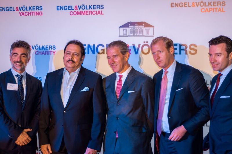 Engel & Völkers Event in Dubai