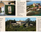 "quotidiano spagnolo Expansión ""Houses and Lifestyle"" - Villa Orsini Colonna"