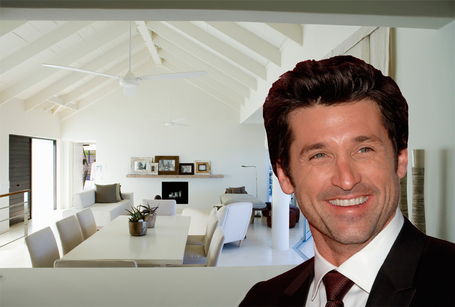 Patrick Dempsey - Has his fortune run out?