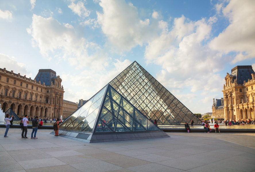 Architectural highlights: Glass architecture