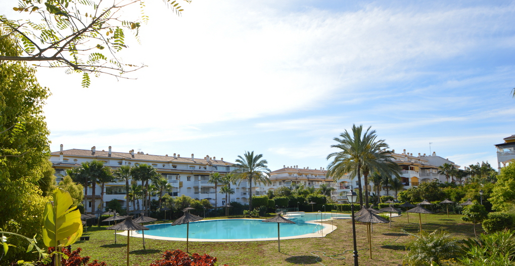 Apartment very close to Puerto Banús