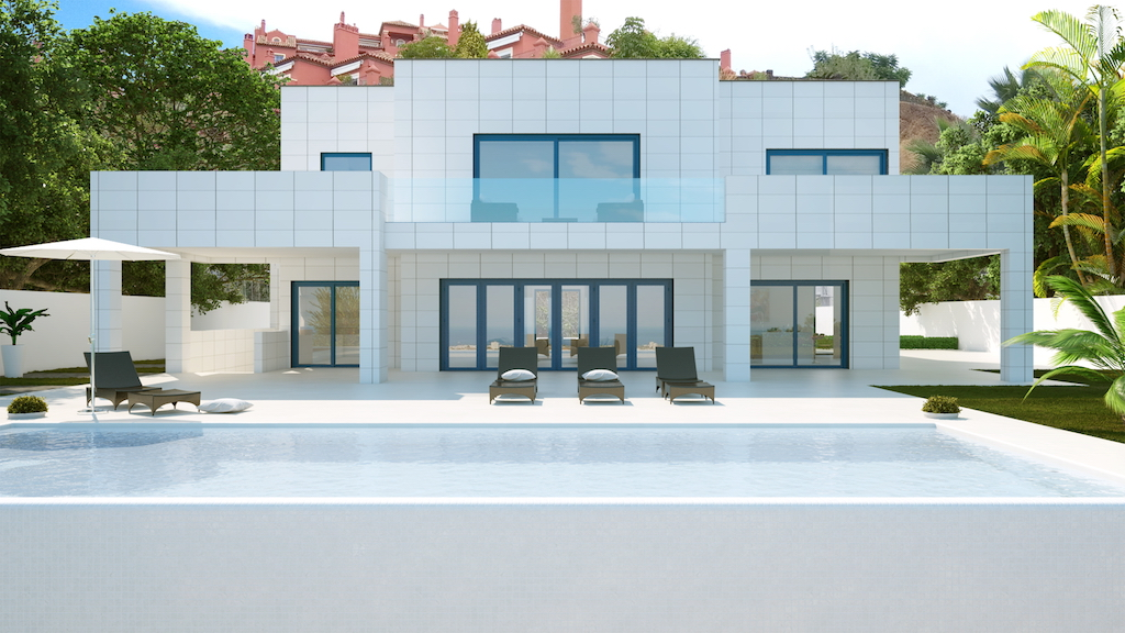 Contemporary Villa Marbella