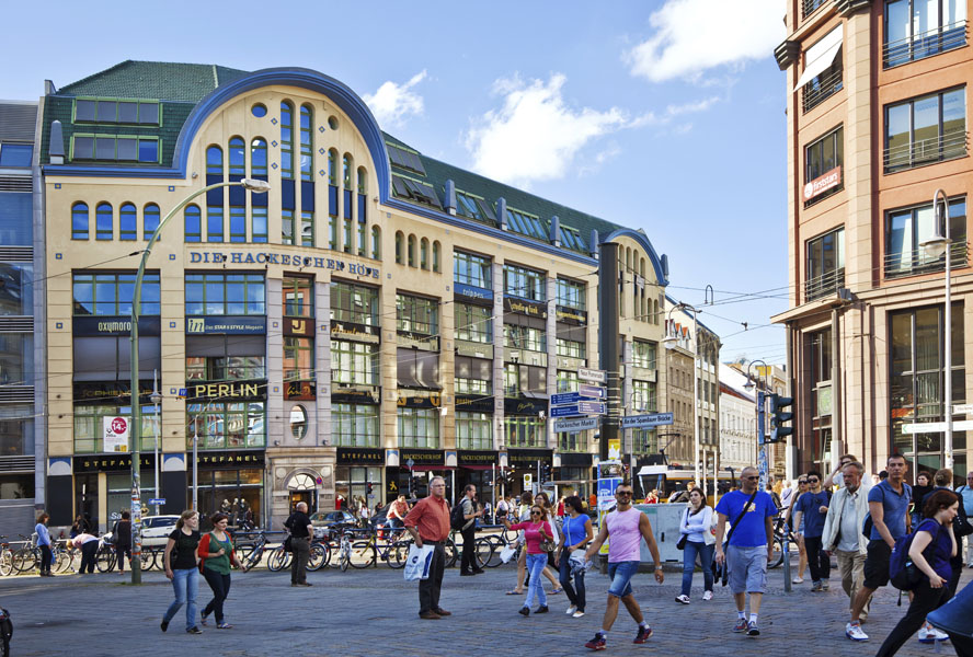Real Estate News: Berlin City-West is booming
