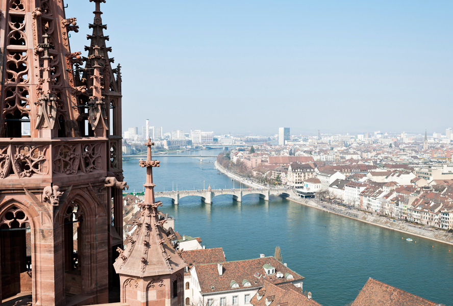 Travel Tuesday: Basel