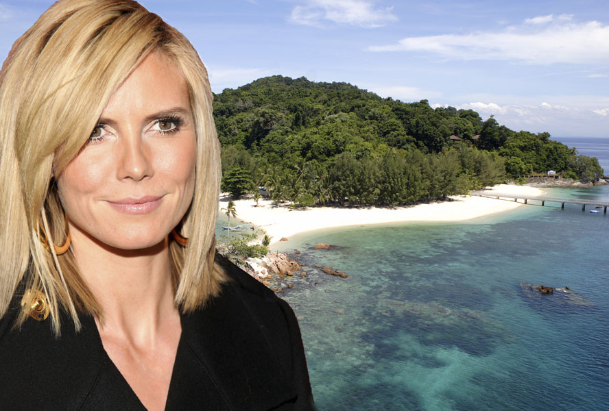 Heidi Klum: Is she going to buy an island?