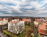 Spectacular view of the whole of Prague-Bubeneč