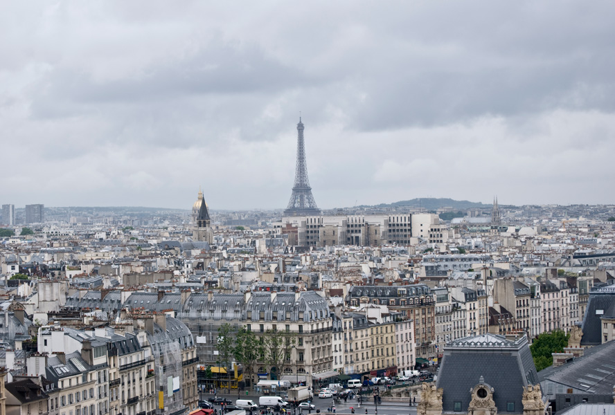 Travel Tuesday: Paris