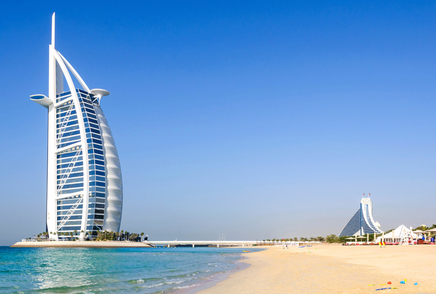 Travel Tuesday: Dubai