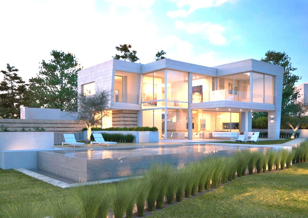 Ultra modern luxury villa santa clara marbella engel v lkers - Luxury homes marbella ...