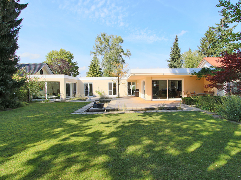 Memmingen - Bungalow mit Flair und Chic