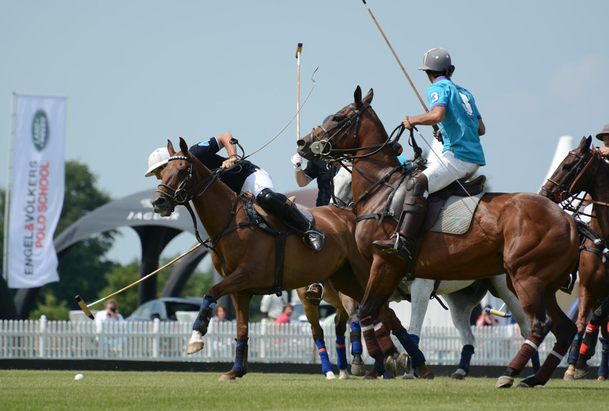 Our Polo Roadshow in July: Enjoy polo in Gut Aspern (Hamburg)