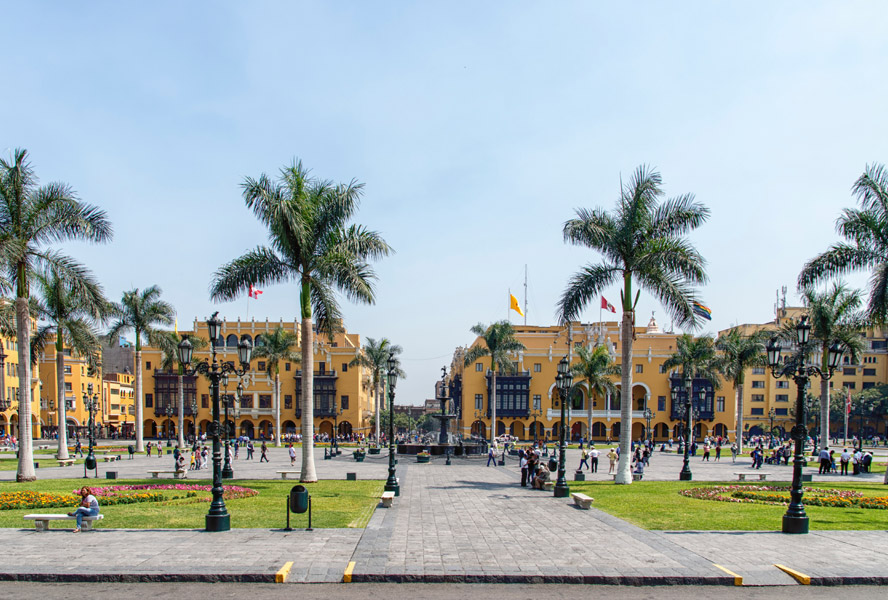Travel Tuesday: Lima
